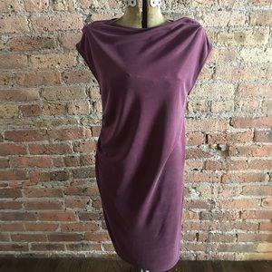 Purple Topshop Dress EUC! Size 10